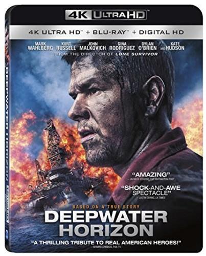 Deepwater Horizon [4K Ultra HD Blu-ray/Blu-ray]