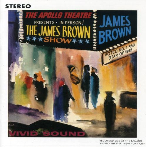 James Brown - Live at the Apollo 1962