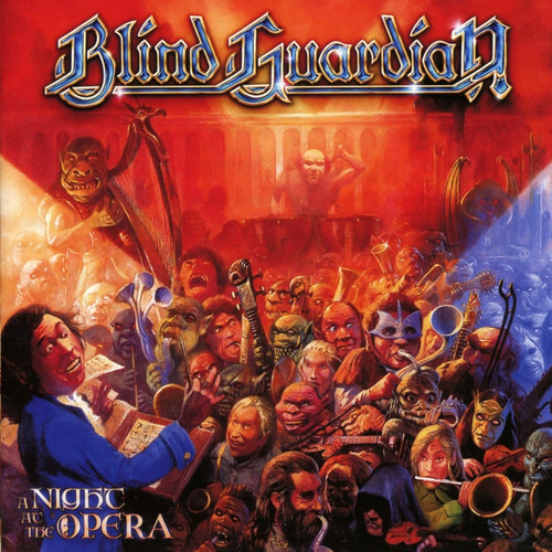 Blind Guardian - A Night At The Opera Remixed & Remastered [Limited Edition 2CD]