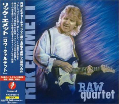 Raw Quartet [Import]