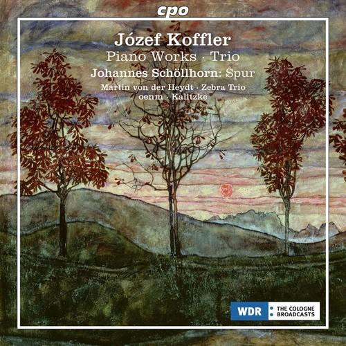 Jozef Koffler: Piano Works - Trio
