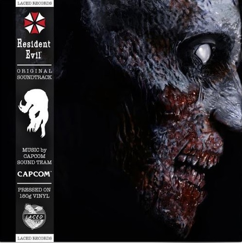 Capcom Sound Team Blk Gate Ogv - Resident Evil (Original Soundtrack) (Blk) (Gate)