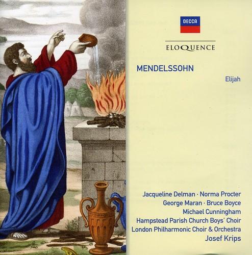 Eloq: Mendelssohn - Elijah