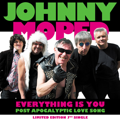 Everything Is You /  Post Apocalyptic Love Song