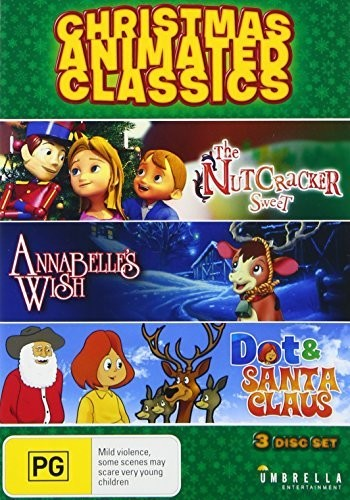 Christmas Animated Classics Collection [Import]