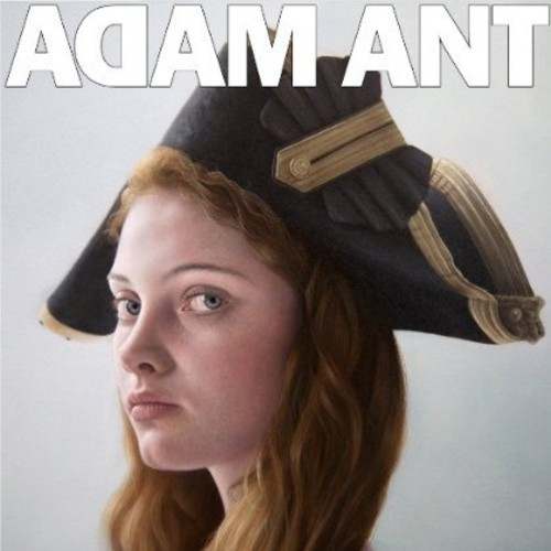 Adam Ant Is the Blueblack Hussar Marrying