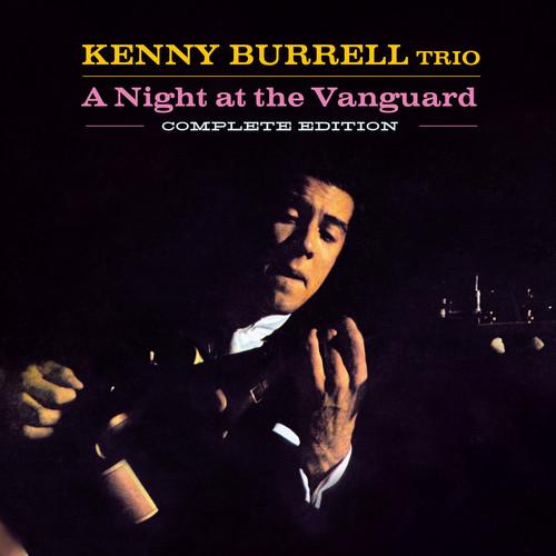 Kenny Burrell - Night At The Vanguard [Import]