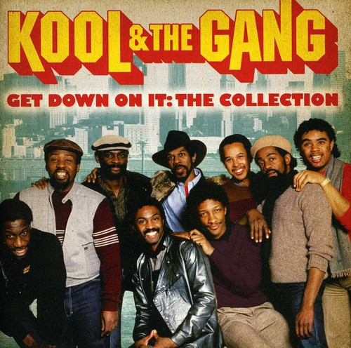 Kool & The Gang-Get Down on It: The Collection
