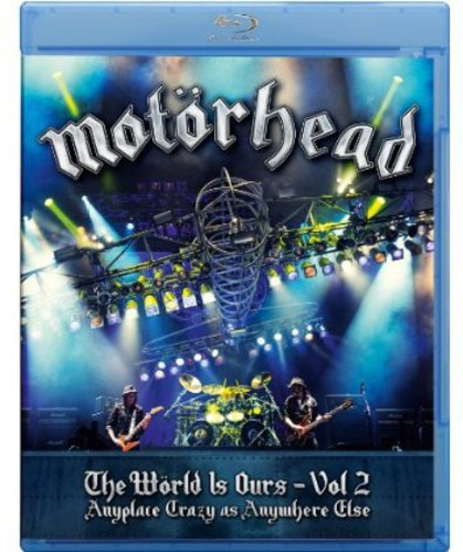 Motorhead - Motorhead Vol. 2-The World Is Ours