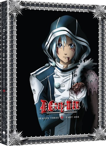 D. Gray-man: Season Three Part One