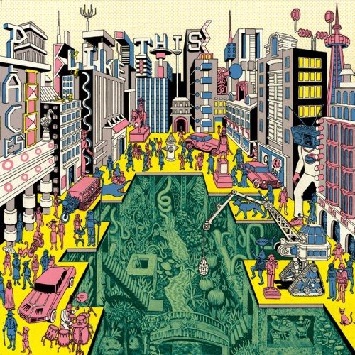 Architecture In Helsinki - Places Like This [Digipak]