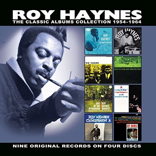 Roy Haynes - Classic Albums Collection: 1954-1964