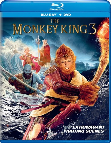 Monkey King 3 - The Monkey King 3