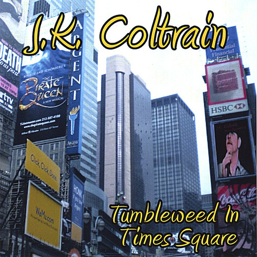 Tumbleweed in Times Square