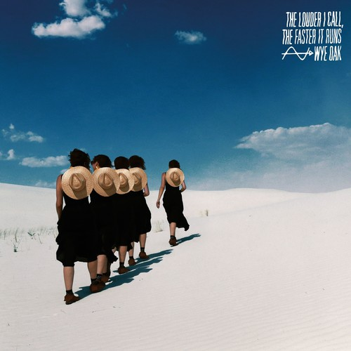 Wye Oak - The Louder I Call, The Faster It Runs [Indie Exclusive Limited Edition Peak Vinyl]