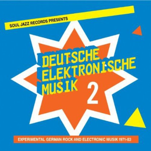 Elektronische Musik 2: Experimental German 1971-83