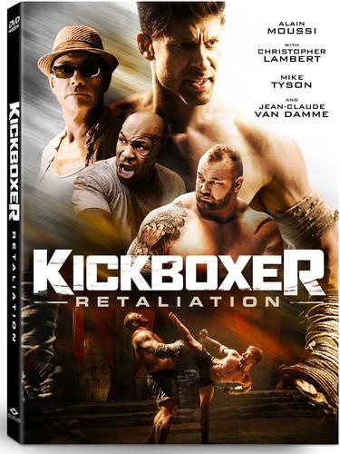- Kickboxer Retaliation