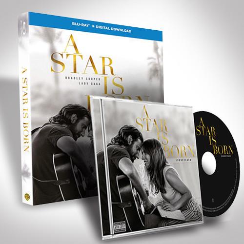 A Star Is Born Blu-ray Bundle