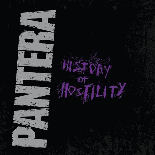 Pantera - History Of Hostility [Vinyl]