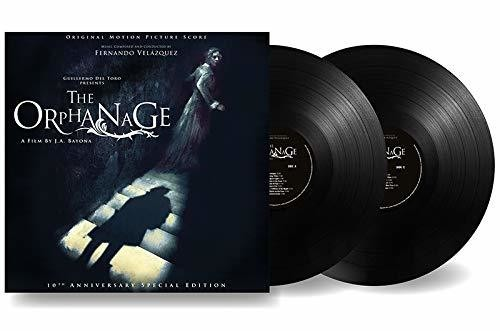 Fernando Velazquez Gate Ltd Ita - Orphanage / O.S.T. [Colored Vinyl] (Gate) (Grn) [Limited Edition] (Ita)