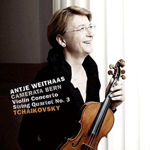 Violin Concerto 35 /  String Quartet 3