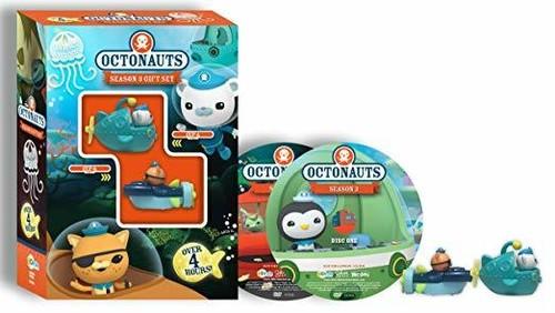 The Octonauts: Season 3 (With Speeders)
