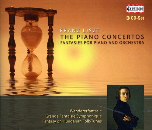 Piano Concertos /  Fantasies for Piano & Orchestra