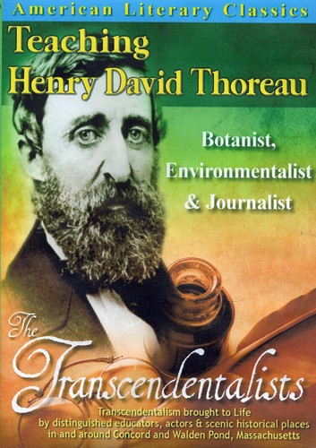 American Scholars: Henry David Thoreau - Botanist, Enviornmentalist and Journalist