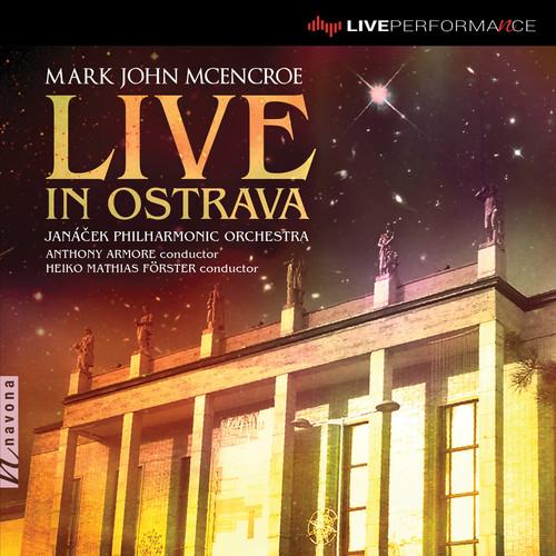 Janá�ek Philharmonic Orchestra - Live In Ostrava