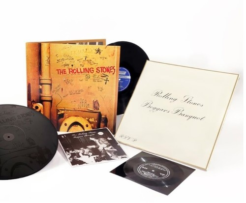 The Rolling Stones - Beggars Banquet: 50th Anniversary Edition [2LP+7in]