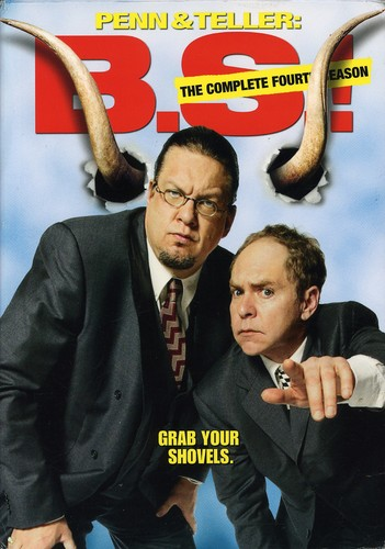 Penn & Teller BS: The Complete Fourth Season