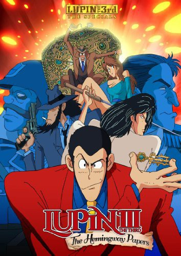 Lupin the 3rd: Hemingway Papers