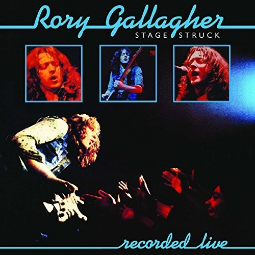 Rory Gallagher - Stage Struck [Import LP]