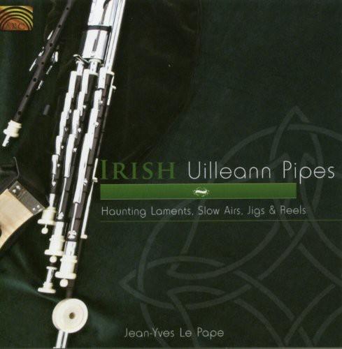 Irish Uilleann Pipes