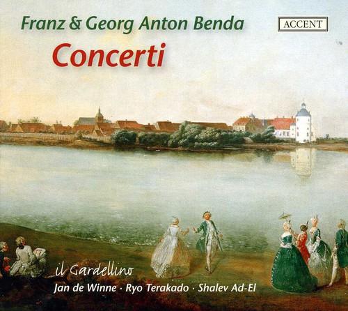 Franz & Georg Anton Benda: Concerti