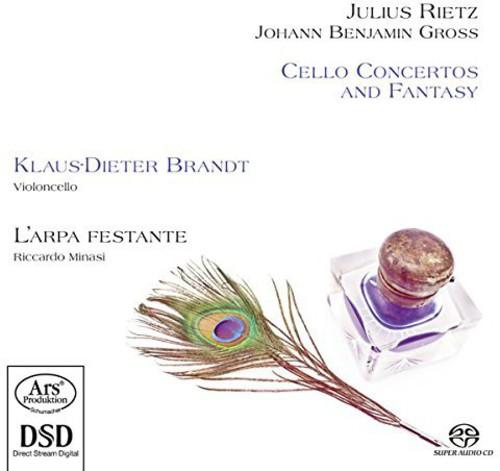 Cello Concertos & Fantasy