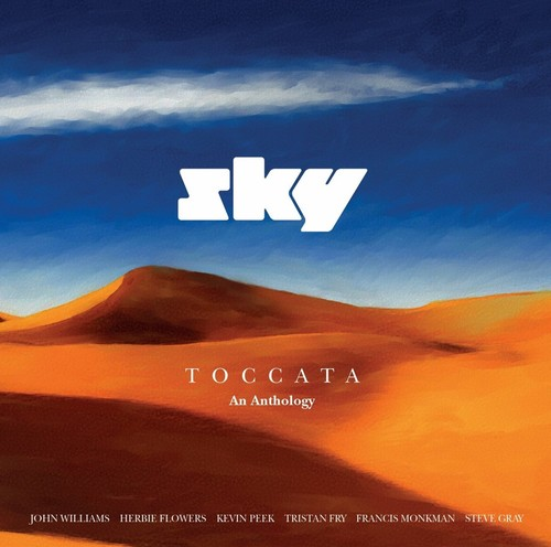 Toccata:Antholgy: Remastered Edition [Import]
