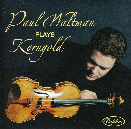 Paul Waltman Plays Korngold