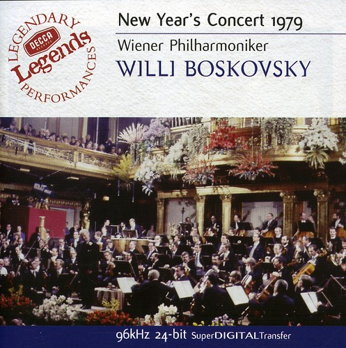 New Year's Day Concert in Vienna 1979