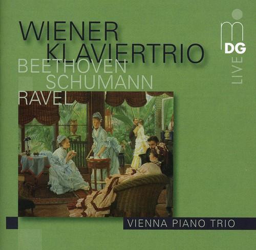 Beethoven/Ravel/Schumann - Piano Trios