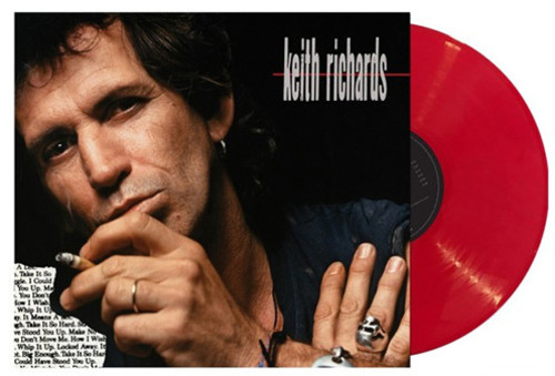 Keith Richards - Talk Is Cheap: 30th Anniversary Edition [Limited Edition Red LP]