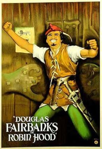 Robin Hood - Robin Hood (Silent)