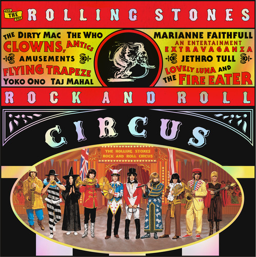 The Rolling Stones - The Rolling Stones Rock And Roll Circus [Limited Edition 3LP]