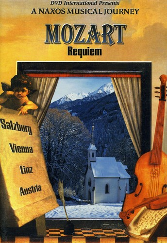Mozart Requiem: Naxos Musical Journey