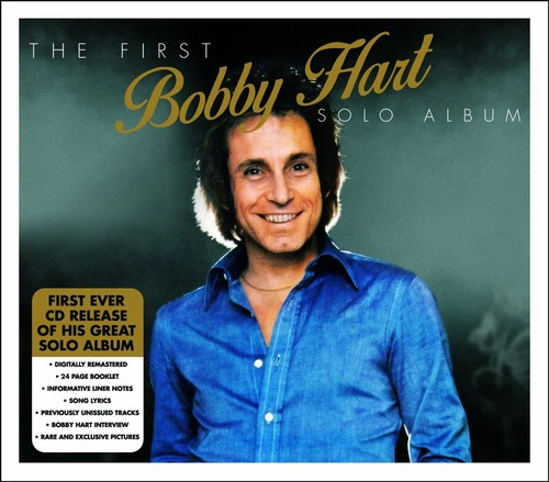 First Bobby Hart Solo Album [Import]