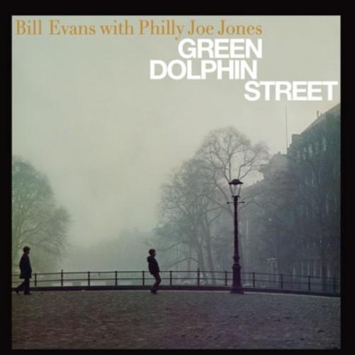 Bill Evans - Green Dolphin Street [Colored Vinyl] (Grn) [180 Gram] (Spa)