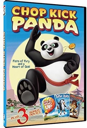Chop Kick Panda (Plus 3 Bonus Movies)