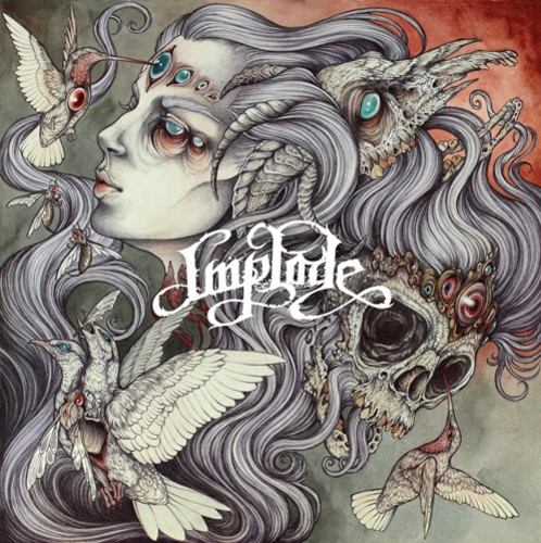 Implode - I of Everything (T-Shirt L)