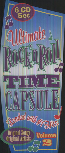 Ultimate Rock & Roll Time Capsule 2 /  Various