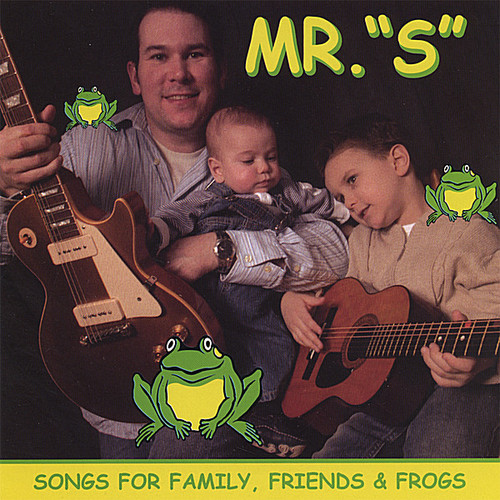 Songs for Family Friends & Frogs
